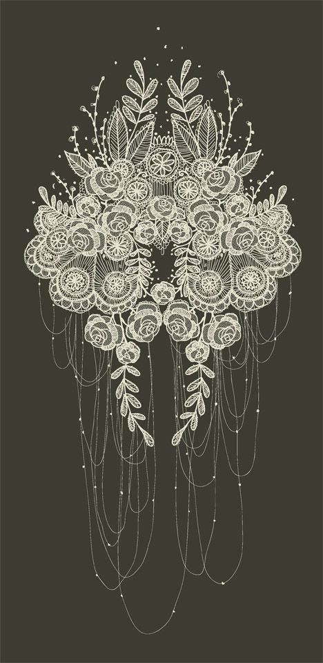 whiteowl: found: a little lacy inspiration