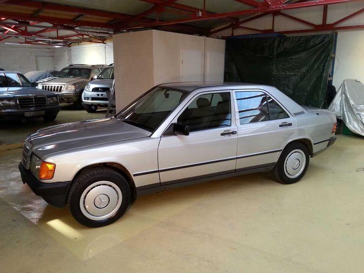 Mercedes 190 E W201 2.3 Automatik Oldtimer