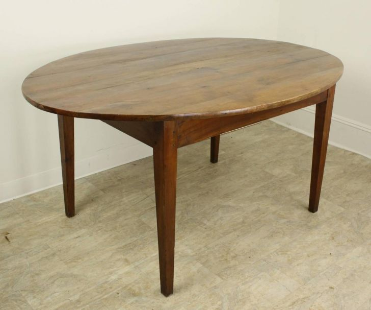 Beauteous Cherry Oval Dining Table 2 Large Dining Room Table