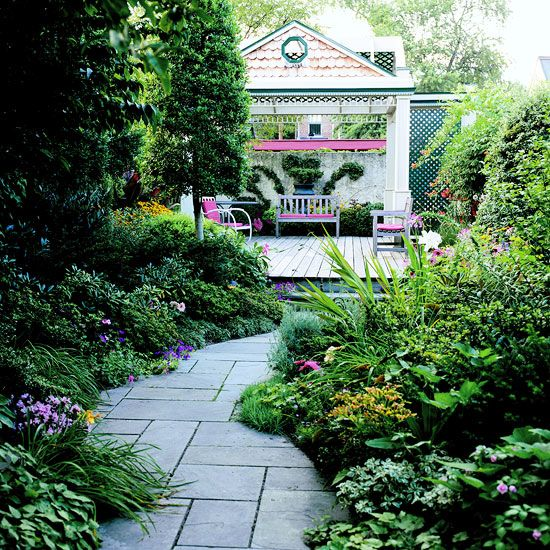 Easy-to-implement landscape design principles are the foundation of an eye-catching, inspiring garden.