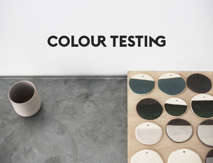 COLOUR TESTING