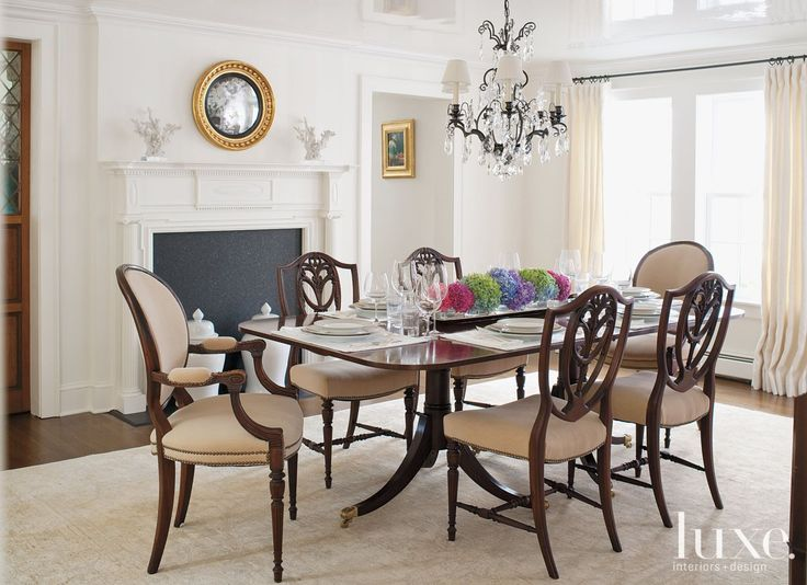 157 best Dining Rooms images on Pinterest | Dining room design ...