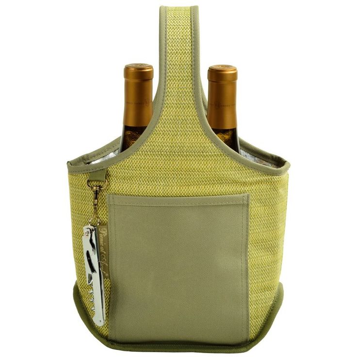 Picnic At Ascot Two Bottle Carrier Hamptons - 512-H