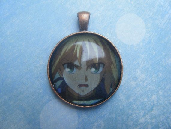 Fate/Stay Night: Saber Pendant | Night, Pendants and Etsy