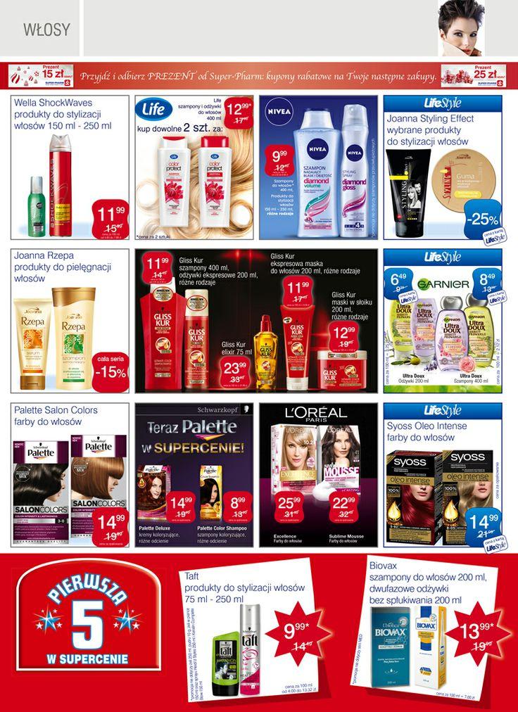Gazetka promocyjna Super-Pharm - oferta ważna od 28.11.2013 r. do 11.12.2013 r.
