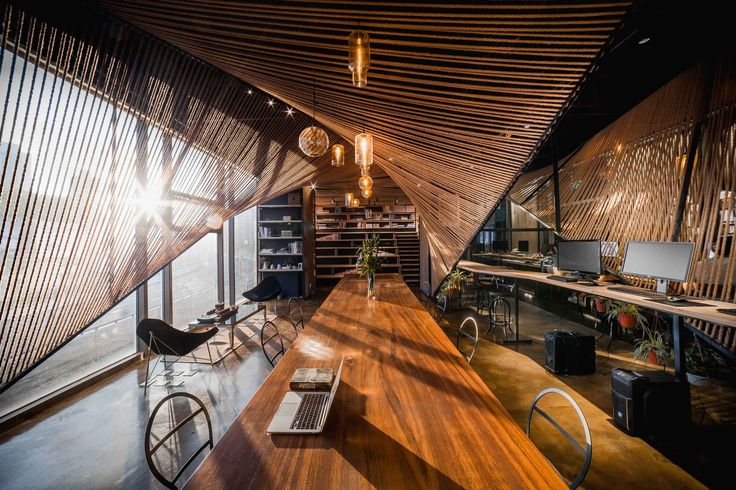 Gallery of Rope Wave Office / Usual Studio + ten-arch - 1