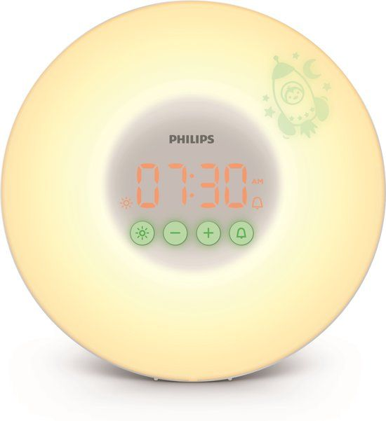 Philips Hf3503 01 Wake Up Light Voor Kinderen In 2020 Met