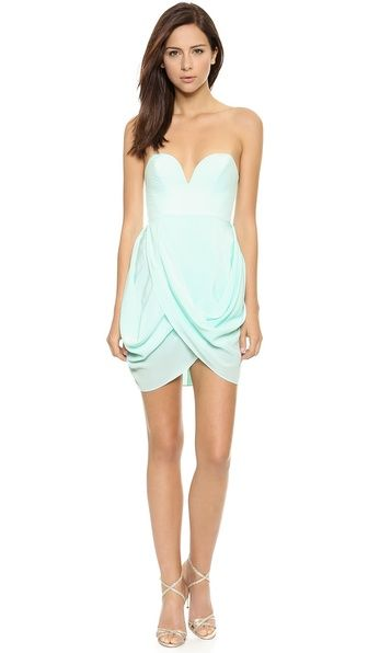 Zimmermann Strapless Drape Bridesmaid Dress | Get paid up to 9.2% Cashback when you shop at SHOPBOP with your DubLi membership. Not a member? Sign up for FREE at www.downrightdealz.net