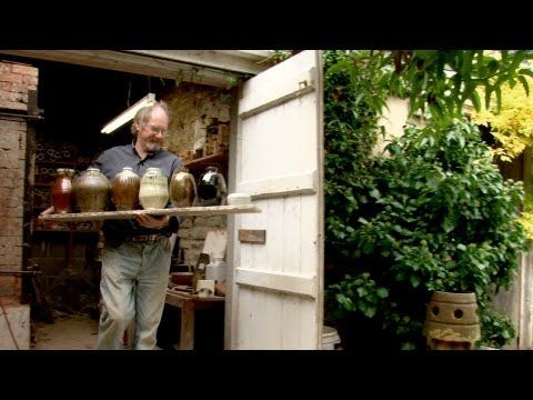 "▶ Mike Dodd: ""Potter"" short film into MXS his life and work -@ 18 minutes there is a wonderful connection to ""The World is too much with us"" by Wordsworth...Worthwhile watching this 23 minute video on a potter's philosphy and life in his own setting. Quite magical"