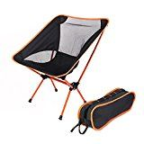 Review for GADE Portable Steel Folding Camping Backpacking Chairs with Carry Bag for Campin... - Carisa Edgar  - Blog Booster