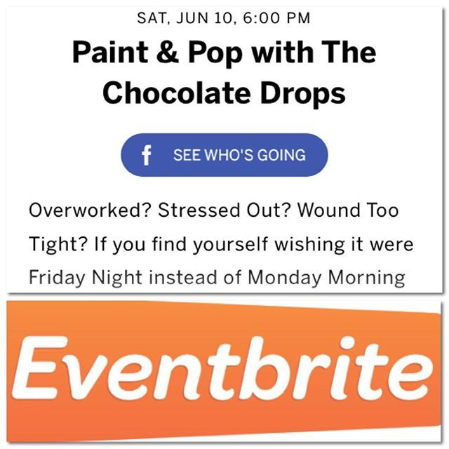 Now live on Eventbrite! Purchase your tickets TODAY!! 🎨🎶🍷Link in bio and in the comments below👇🏾👇🏾#PaintAndPopWithTCD #CadenceAndCole #TheChocolateDrops #TheChocolateDropsTwo #IdenticalTwins #TwinSisters #Twins #BuildingOurBrand #BayArea #CadenceWareMusic #BayAreaMusic #BayAreaDrummer #BayAreaVibraphonist #Music #FemaleDrummer #Drummer #Vibraphonist #ColeWareTheArtist #BayAreaArt #BayAreaArtist #BayAreaPainter #Art #FineArtistAndPainter #FineArtist #FineArt #Painter #Artist  #Monterey…