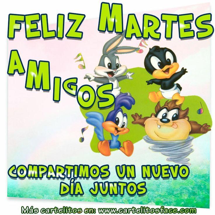 50 best feliz martes images on Pinterest | Happy tuesday ...