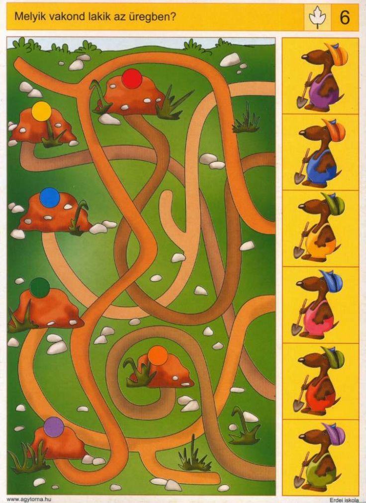Piccolo: blad kaart 6