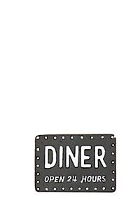 URBAN DINER RESIN MAGNET