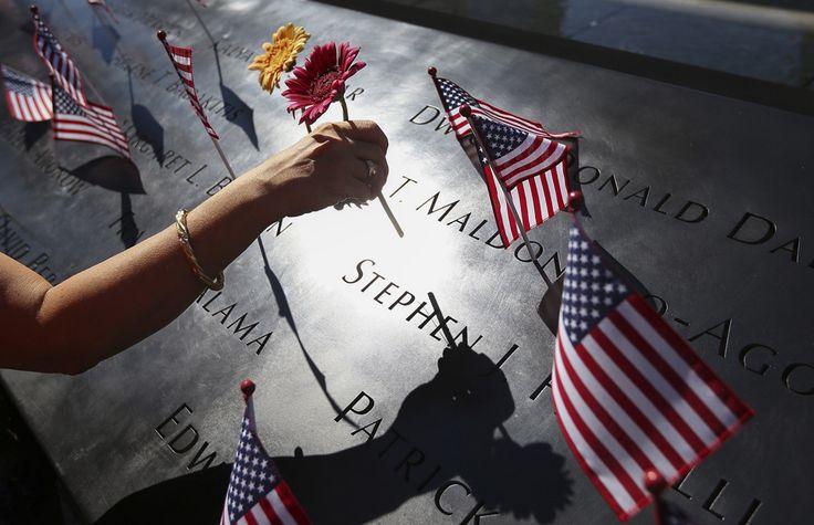 9/11: United States marks 11th anniversary of attacks - The Big Picture - Boston.com