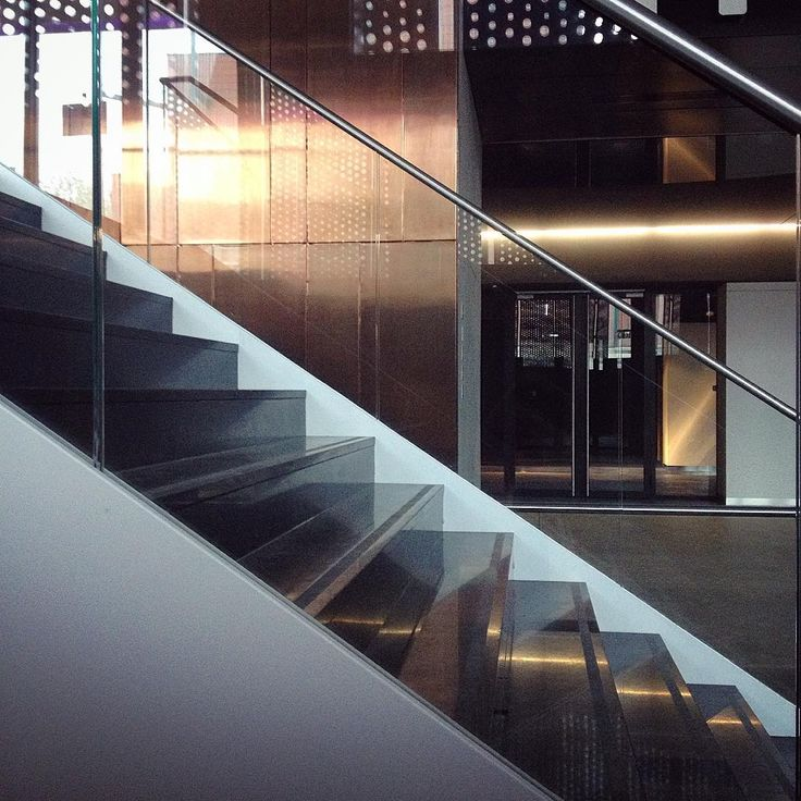 Hydropolis / ART FM #hydropolis  #hydropoliswroclaw #stairs  #architecturelovers #architect #polisharchitecture #polandarchitecture #style #M2NH #interiors #interiordesign  #interiordesigner #copper #miedzwarchitekturze #minimal #architekturawnetrz #polishdesign #archilovers #wnetrzapubliczne #archdaily #architronic #dezeen #polskaarchitektura  #poland #architekturapolska