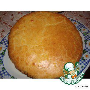 Французский пирог хула путя