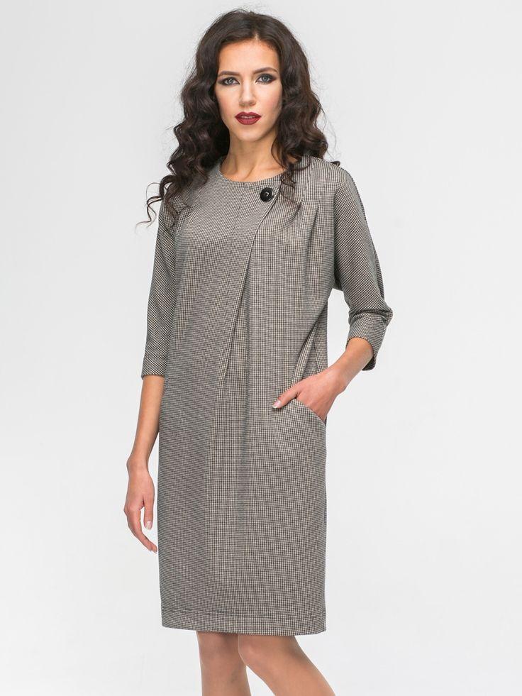 Платье серое - Jet - 2703954