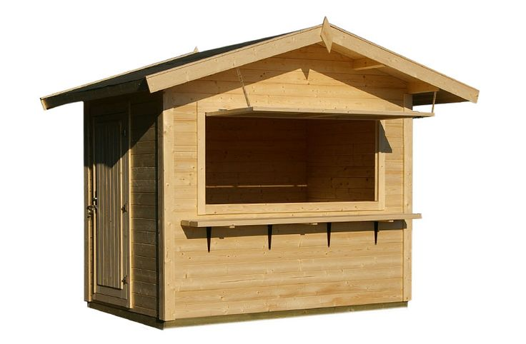 Lochy - A uniquely designed log cabin with large serving hatch and bar