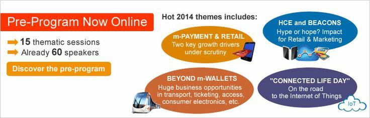 Join me at NFC World Congress for  NFC and Retail Engagement – the Customer Journey  http://www.nfcworldcongress.com/program?postTabs=2#gordon