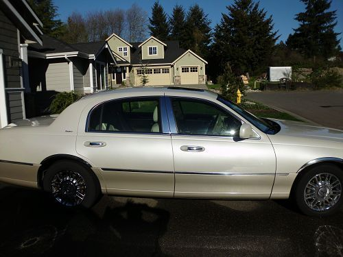 2006 Lincoln Town Car - Steilacoom, WA #9991625912 Oncedriven