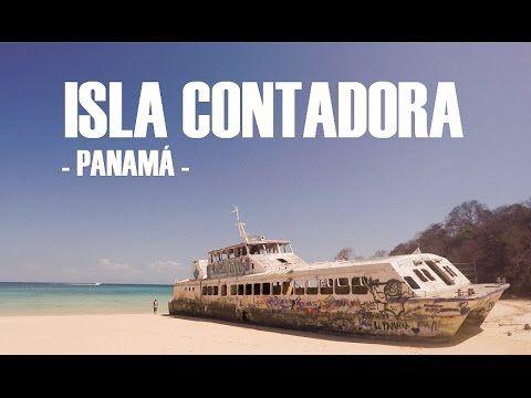 Contadora Island (Isla Contadora) - Panamá (Gopro HD)