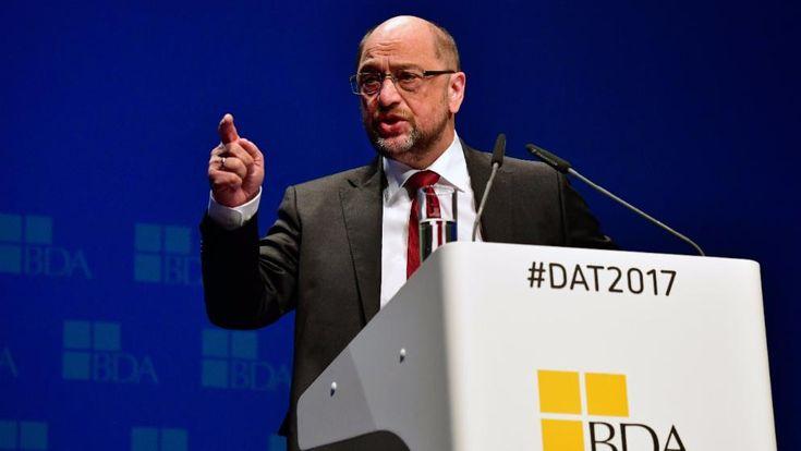 Auch SPD-Chef Schulz drosch auf Landwirtschaftsminister Christian Schmidt ein