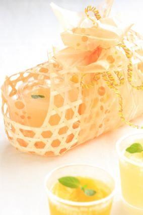「夏のギフト」お菓子教室SweetRibbonが提案する簡単かわいいお菓子ラッピング | お菓子・パンのレシピや作り方【corecle*コレクル】