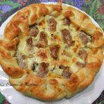 TORTA+SALATA+FRIARIELLI+E+SALSICCIA