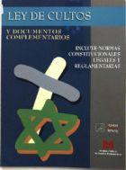 El Programa de Diálogo Interconfesional impulsado por el Instituto Chileno de Estudios Humanísticos y la Fundación Konrad Adenauer, presenta el libro, el cual contiene el texto de la Ley de Cultos, su Reglamento e importantes documentos complementarios. De igual modo, se incluyen algunos comentarios de autores sobre la trascendencia de este hecho.