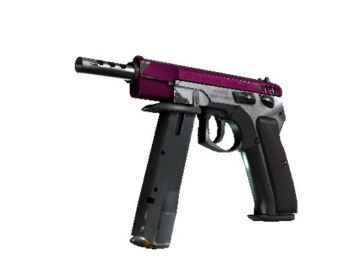 Buy a StatTrak™ CZ75-Auto The Fuschia Is Now CSGO Steam Skin | Skins Exchange