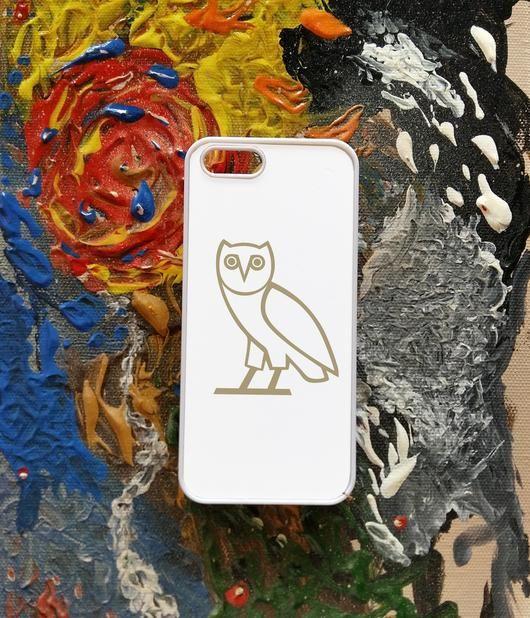 Drake OVO Sound Owl - iPhone 6/6S Case, iPhone 5/5S Case, iPhone 5C Case plus Samsung Galaxy S4 S5 S6 Edge Cases