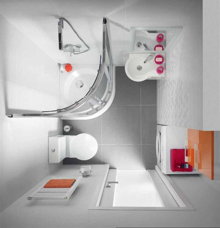 Small Toilet Design