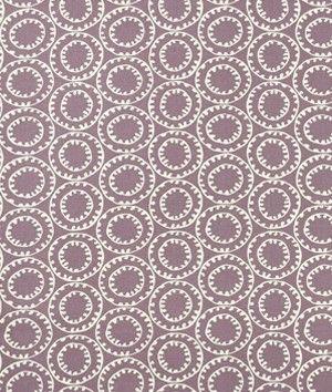 Robert Allen Rolling Chain Wisteria Fabric - $32.3 | onlinefabricstore.net