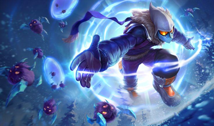 Snow Day Malzahar | League of Legends