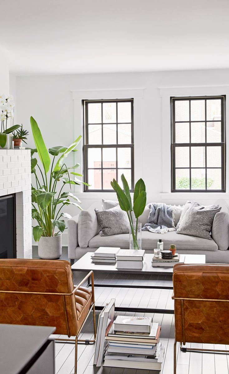 An Old Montreal Home Gets A Clean Lined Open Design Update