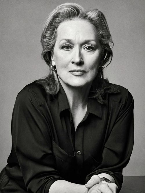 Meryl streep by sebastian kim celebrity photographyphotography