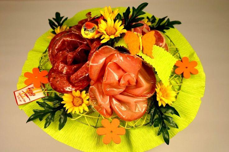 Wurststrauß Summertime von Heyer  Fleischkultur vom Feinsten auf DaWanda.com
