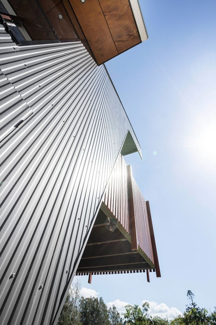 95 best architectural materials images on pinterest architectural materials corrugated metal fibre cement sheeting and timber elements create a dynamic