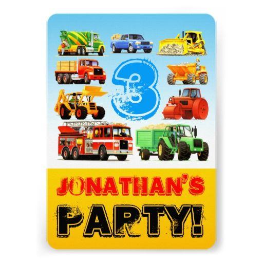 95 Best Construction Truck Party Supplies