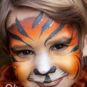 Schmink tijgers en katten
