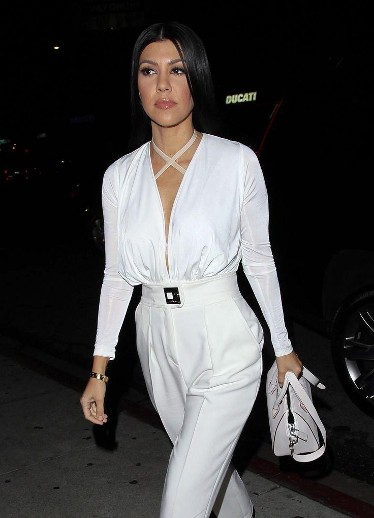 Kourtney Kardashian's Latest Outing Will Make You Do a Double Take