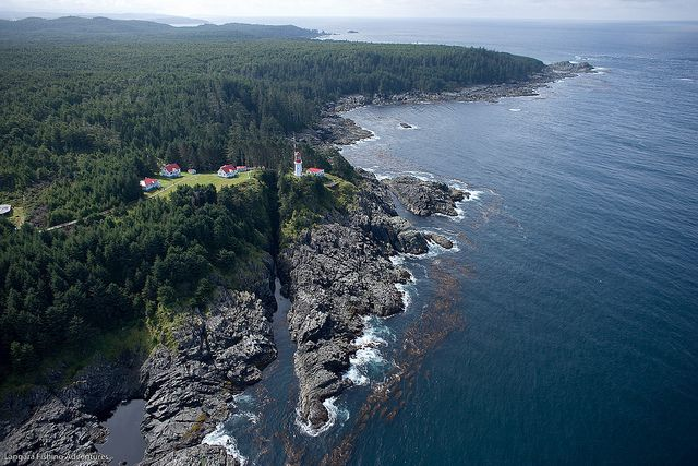 Langara Island Lighthouse, Haida Gwaii, BC, Canada | Flickr - Photo Sharing!