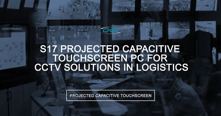 CCTVs are meant to operate for an extended periods of time. Here's why this projected capacitive touchscreen PC is perfect for these.