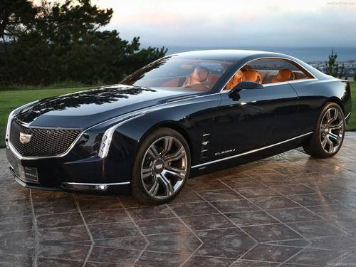 The new luxury Cadillac