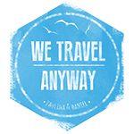 We Travel Anyway, logo