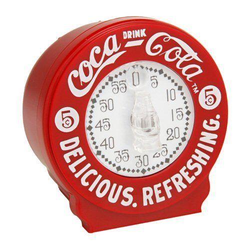 Coca Cola Coke 60 Minute Kitchen Timer by Tablecraft