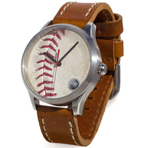 Philadelphia Phillies Tokens & Icons Game-Used Baseball Watch - $325.00