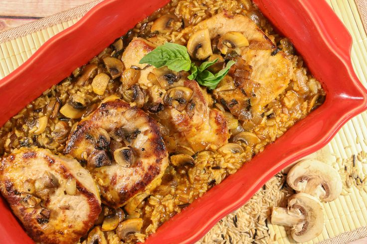 If you love making pork chops for dinner, try making this recipe for Succulent Pork Chop Casserole with Rice. This easy pork chop recipe is simple to make, but is full of plenty of flavor.