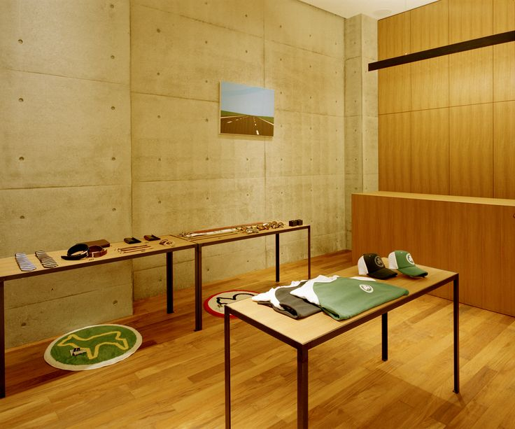 SOPH.MATSUYAMA Architected by Nobuo Araki  http://actp.co.jp/works/056